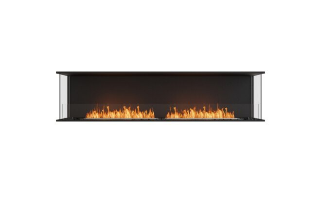 Bay Fireplace Insert by EcoSmart Fire