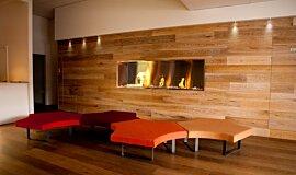 Korn Design Group Commercial Fireplaces Fireplace Insert Idea