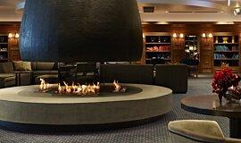 The Estreal Commercial Fireplaces Ethanol Burner Idea