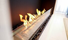 Tresor Drummoyne Commercial Fireplaces Flex Fireplace Idea