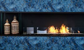 The Barns, UK Commercial Fireplaces Flex Fireplace Idea