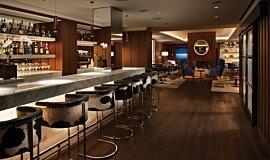 AKA Hotel Hospitality Fireplaces Ethanol Burner Idea