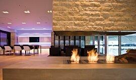 Allianz Arena Commercial Fireplaces Ethanol Burner Idea