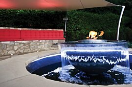 AB8 Ethanol Burner - In-Situ Image by EcoSmart Fire