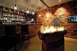 XS340 Ethanol Burner - In-Situ Image by EcoSmart Fire