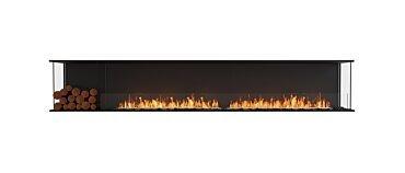 Flex 122BY.BXL Bay - Studio Image by EcoSmart Fire